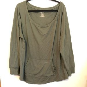 Torrid Active Long-Sleeved Top :: 3X